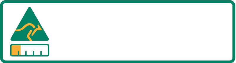 Made in Australia from at least 25% Australian ingredients