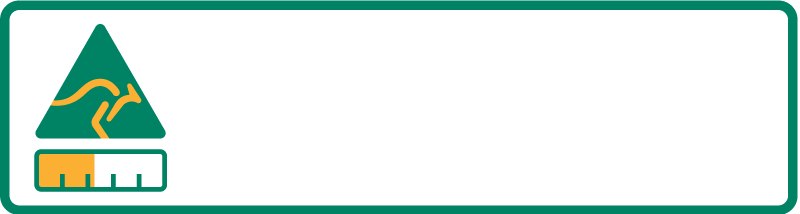 Made in Australia from at least 45% Australian ingredients