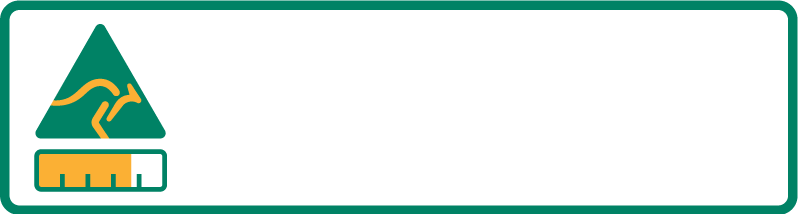 Made in Australia from at least 75% Australian ingredients
