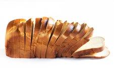 Brioche Tin Loaf Plain (Sliced)