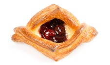 Cherry Crown Danish