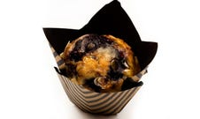 Deluxe Blueberry Ricotta Lemon Muffin