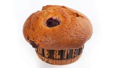 Mighty Muffin Raspberry