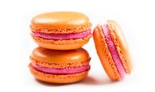 D-Blood Orange Macarons (Box x 12)