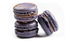 D-Gianduia (Hazelnut) Macarons (Box 12)