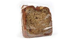 Gluten Free Date/Walnut Banana Bread Slc