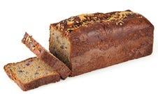 Gluten Free Raspberry & Coconut Bread