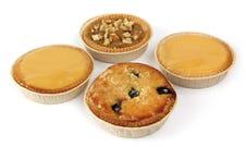 Gluten Free Tarts - Mixed (4 Pack)