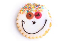 Funny Face Cookie (6 Pack)