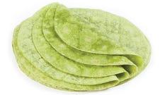 Tortilla Spinach Wraps (Bag x 12)