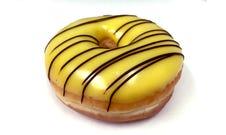 Banana Choc Donut