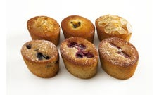 Assorted GF Friands (6 Pack)