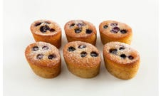 Blueberry GF Friands (6 Pack)