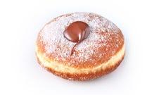 Nutella Donut Ball (NAFNAC)
