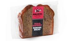 F/W Inch Slice - Pear & Raspberry Bread