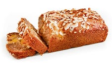 Vegan Mango Macadamia Bread (GF)