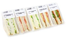Mixed Sandwiches Triangle (5 pack)