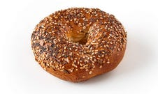 Mixed Seed Bagel