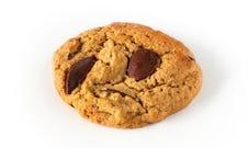 Vegan Salted Choc Chip Cookie GF (6 Pack)