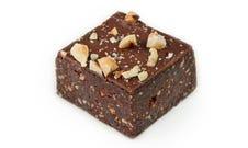 Vegan Hazelnut Brownie