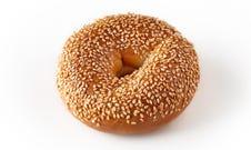 White Sesame Seed Bagel
