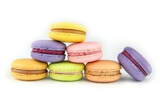 Flavours of the East Macarons (Box x 12)