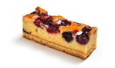 Mixed Berry Frangipane Slice (6 Pack)
